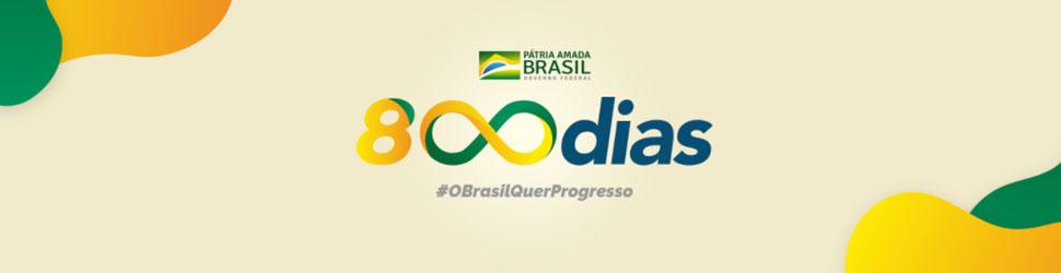 800 dias